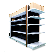 USA type shelving system